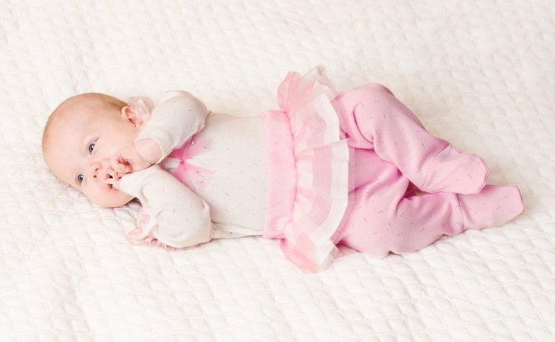 Кофточки новорожденным